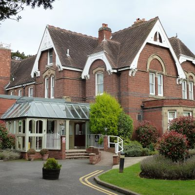 Hallmark Hotel Manor Stourport