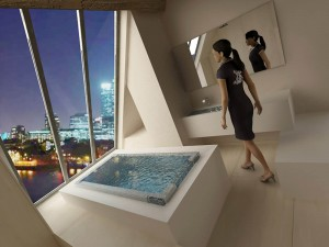 Wapping Penthouse