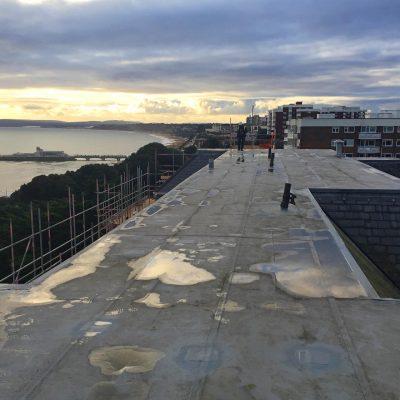 Hallmark Hotel Bournemouth Carlton - rooftop view