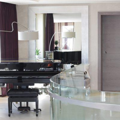 Mayfair apartment