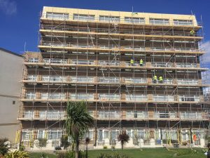 Signia Refurbishment   Timeshare Building Bournemouth